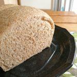 mimiのないパン(全粒粉100%)